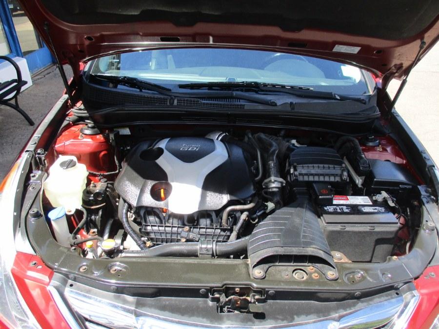 Used Hyundai Sonata 2.0T SE 2012 | Cos Central Auto. Meriden, Connecticut