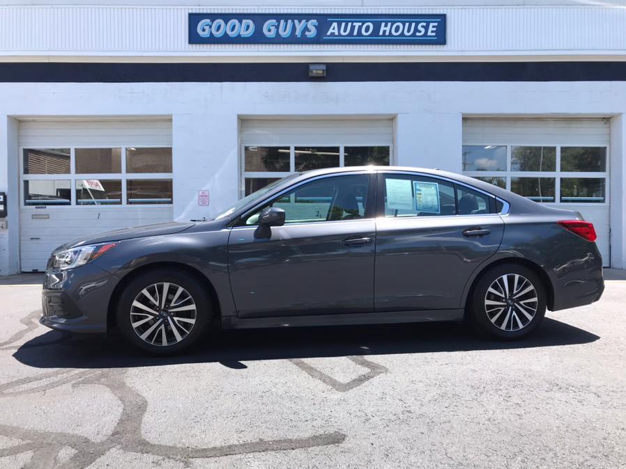 Used Subaru Legacy 2.5i Premium 2019 | Good Guys Auto House. Southington, Connecticut