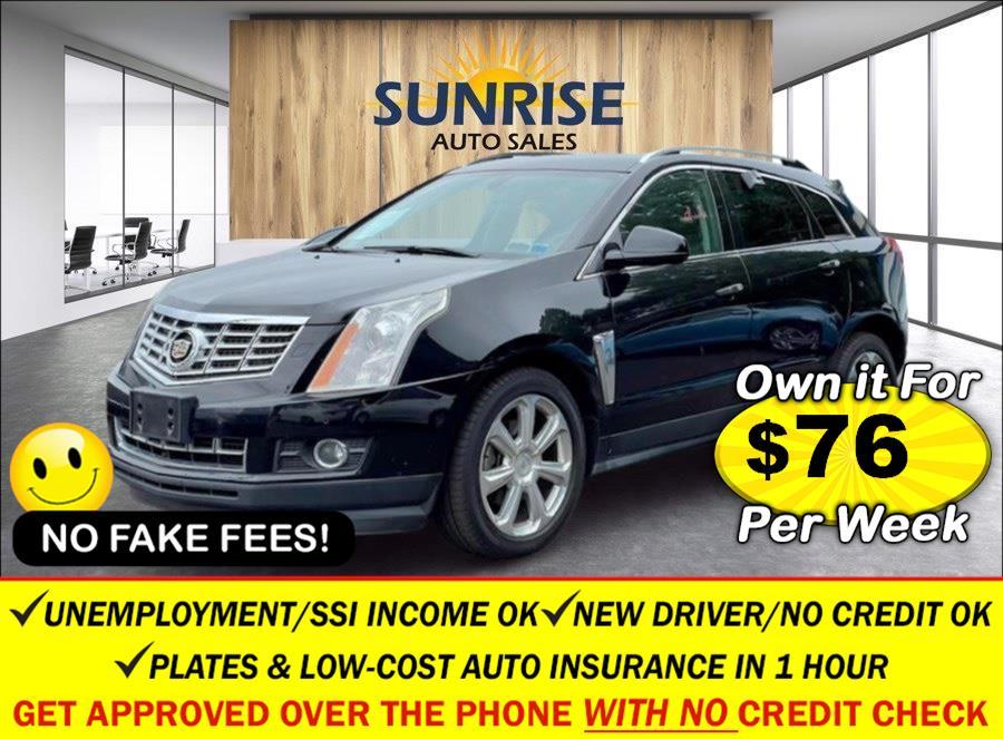 Used 2014 Cadillac SRX in Rosedale, New York | Sunrise Auto Sales. Rosedale, New York