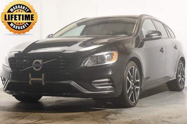 2018 Volvo V60 Dynamic w/ Safety Tech photo