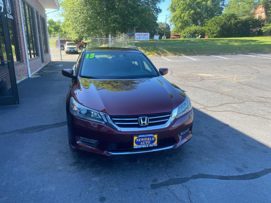 Used Honda Accord Sdn 4dr I4 CVT Sport 2013 | Newfield Auto Sales. Middletown, Connecticut