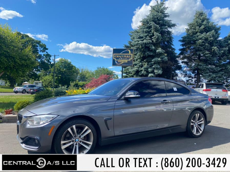 Used BMW 4 Series 2dr Cpe 428i xDrive AWD SULEV 2014   Central A/S LLC. East Windsor, Connecticut