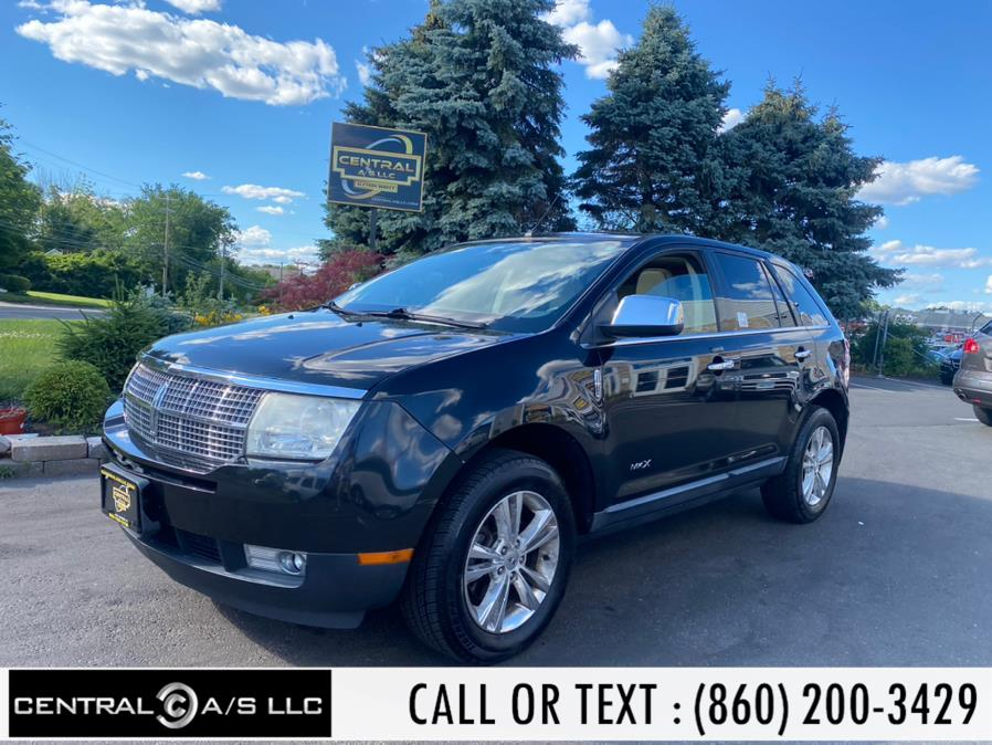 Used Lincoln MKX AWD 4dr 2010 | Central A/S LLC. East Windsor, Connecticut