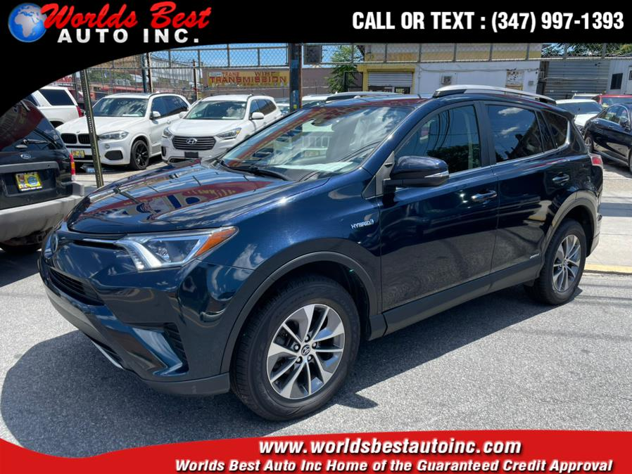 2017 Toyota RAV4 Hybrid LE Plus AWD (Natl), available for sale in Brooklyn, NY