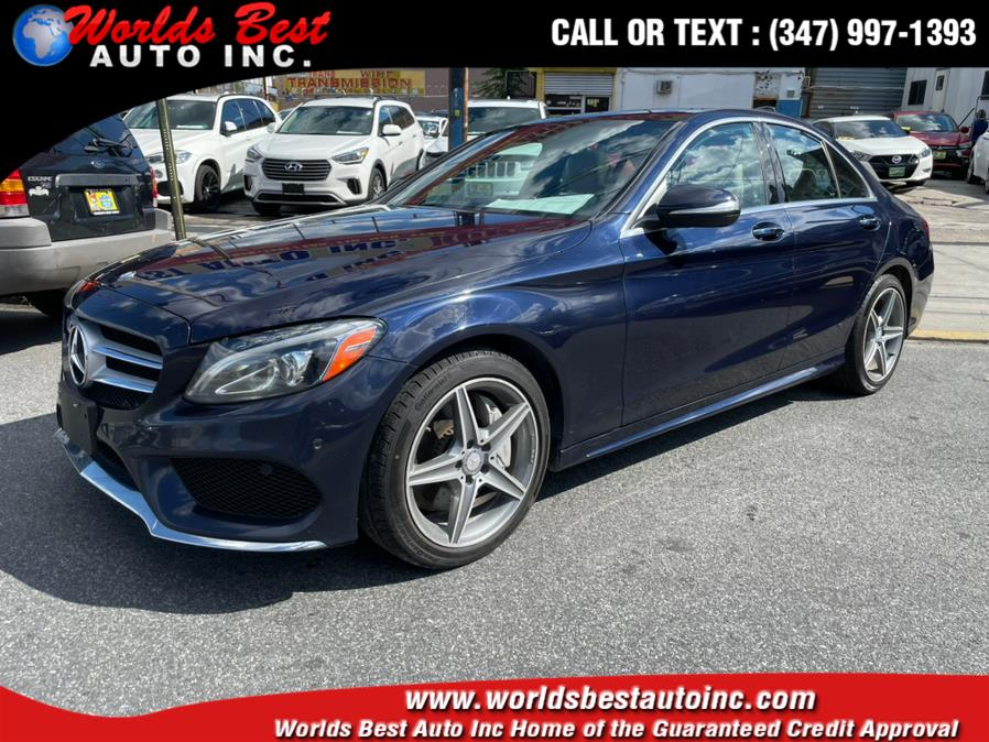 Used 2015 Mercedes-Benz C-Class in Brooklyn, New York