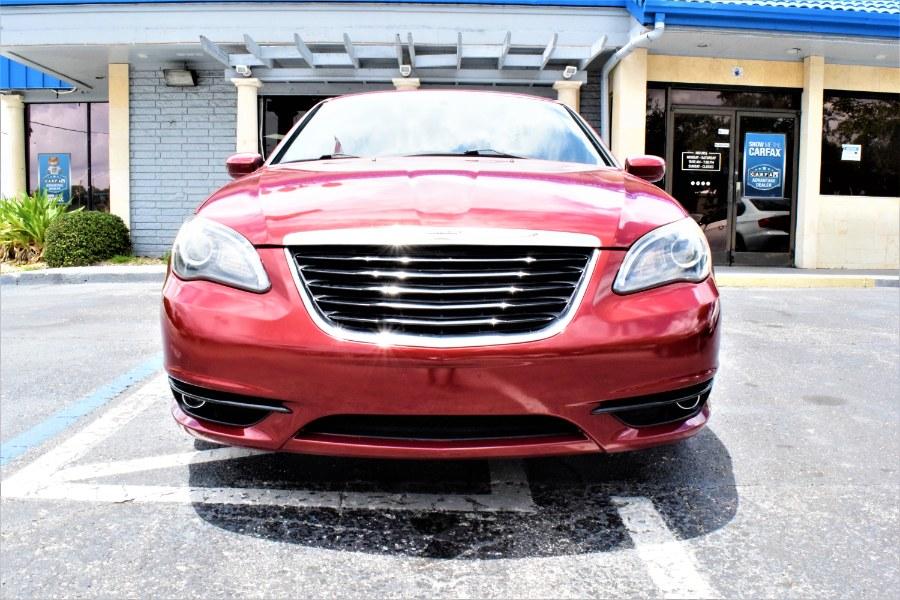 Used Chrysler 200 4dr Sdn Limited 2013   Rahib Motors. Winter Park, Florida