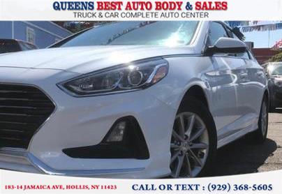 Used Hyundai Sonata SE 2.4L SULEV 2018 | Queens Best Auto Body / Sales. Hollis, New York