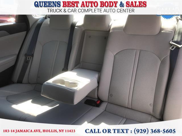 Used Hyundai Sonata SE 2.4L SULEV 2018   Queens Best Auto Body / Sales. Hollis, New York