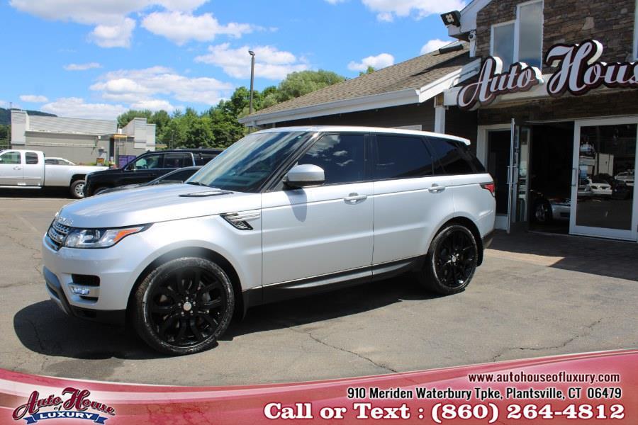 Used 2014 Land Rover Range Rover Sport in Plantsville, Connecticut | Auto House of Luxury. Plantsville, Connecticut