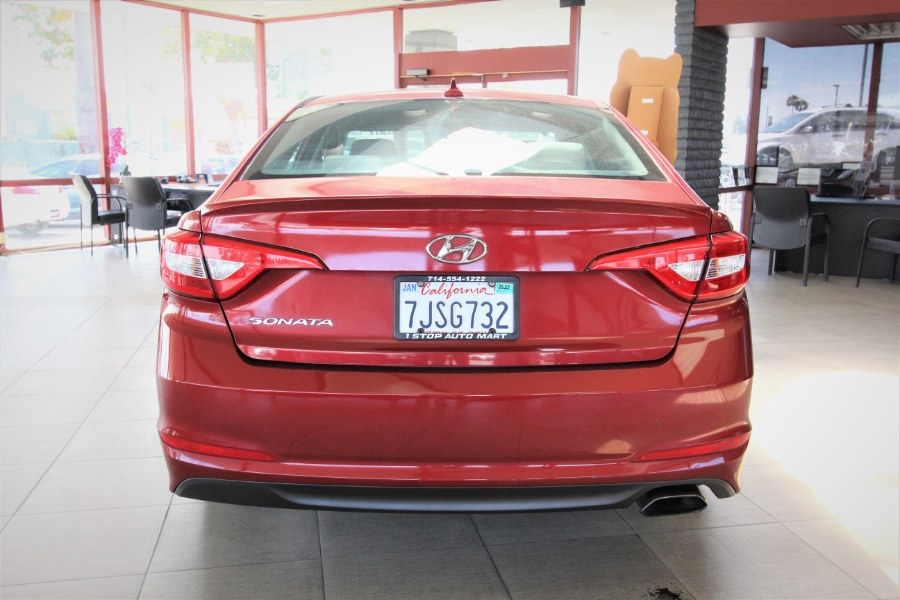 Used Hyundai Sonata SE 2015 | 1 Stop Auto Mart Inc.. Garden Grove, California