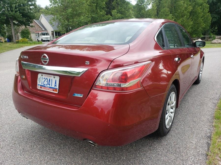 Used Nissan Altima 4dr Sdn I4 2.5 S 2013 | ODA Auto Precision LLC. Auburn, New Hampshire