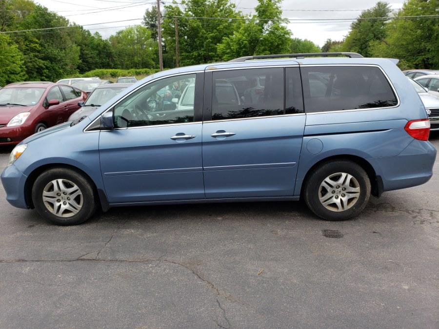 Used Honda Odyssey EX-L AT 2005 | ODA Auto Precision LLC. Auburn, New Hampshire