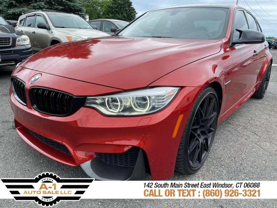 Used BMW M3 Competition 4dr Sdn 2016 | A1 Auto Sale LLC. East Windsor, Connecticut
