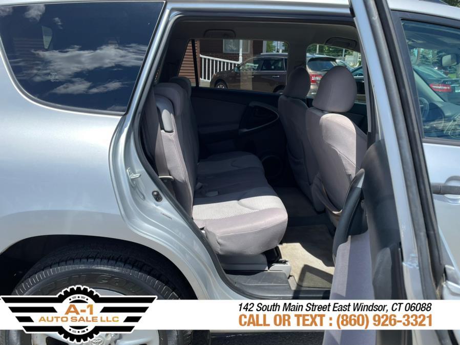 Used Toyota RAV4 4dr Base 4-cyl 4WD 2006   A1 Auto Sale LLC. East Windsor, Connecticut