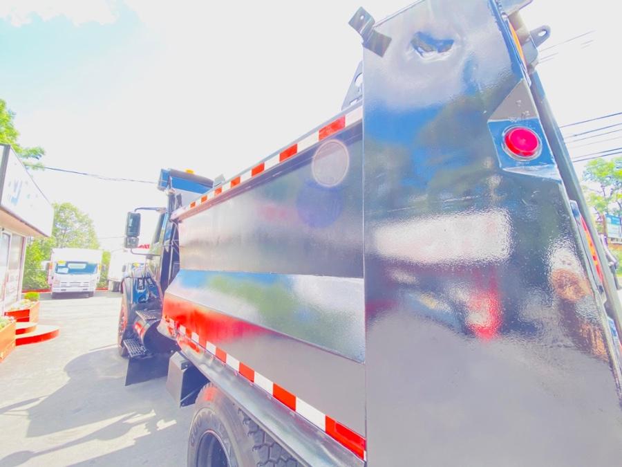 Used International 7600 DUMP TRUCK + CUMMINS ENGINE 2005 | NJ Truck Spot. South Amboy, New Jersey