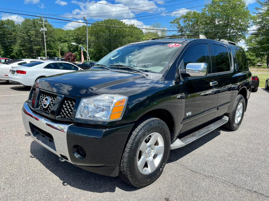 Used Nissan Armada 4WD 4dr SE 2007 | Mike And Tony Auto Sales, Inc. South Windsor, Connecticut