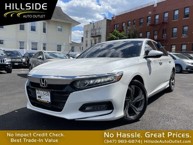 Used Honda Accord EX-L 2.0T 2018 | Hillside Auto Outlet. Jamaica, New York