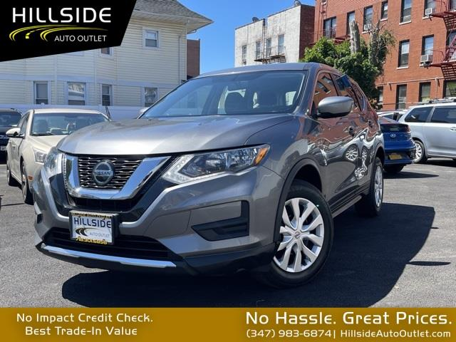 Used Nissan Rogue S 2018   Hillside Auto Outlet. Jamaica, New York