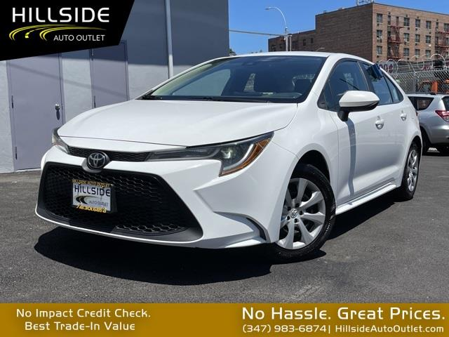 Used Toyota Corolla LE 2020 | Hillside Auto Outlet. Jamaica, New York