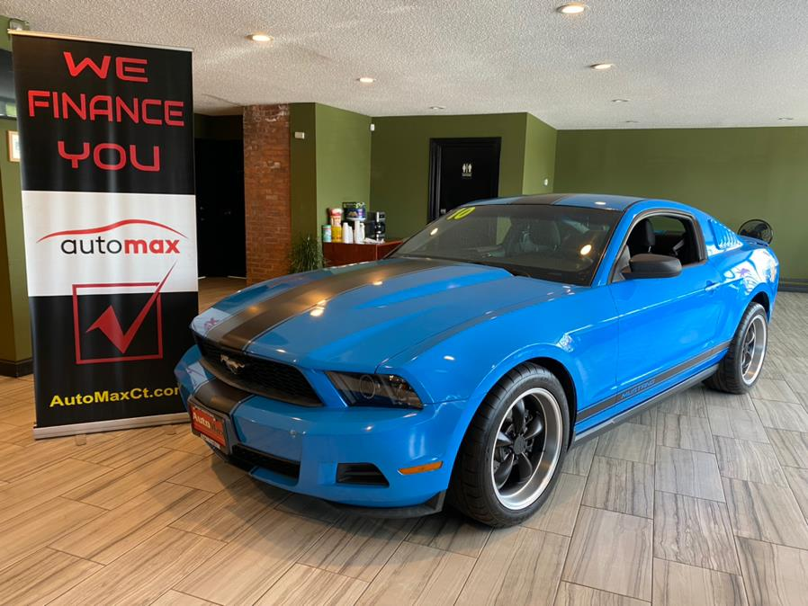 Used Ford Mustang 2dr Cpe 2010 | AutoMax. West Hartford, Connecticut