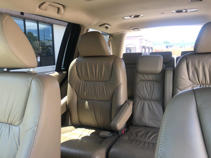 Used Honda Odyssey 5dr EX-L w/RES & Navi 2008 | Mecca Auto LLC. Hartford, Connecticut