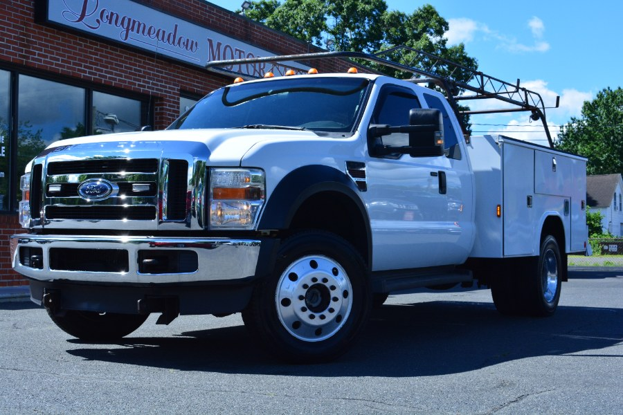 Used 2010 Ford Super Duty F-450 DRW in ENFIELD, Connecticut | Longmeadow Motor Cars. ENFIELD, Connecticut
