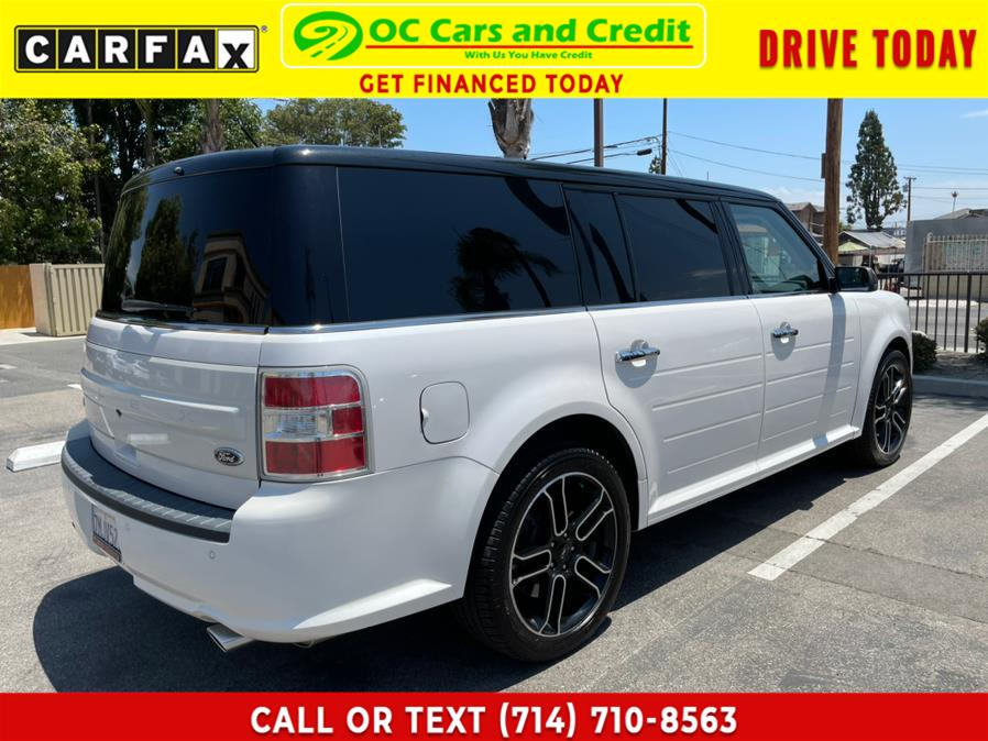 Used Ford Flex 4dr SEL FWD 2015 | OC Cars and Credit. Garden Grove, California