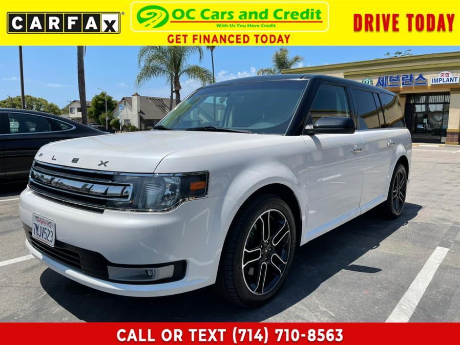 Used 2015 Ford Flex in Garden Grove, California | OC Cars and Credit. Garden Grove, California