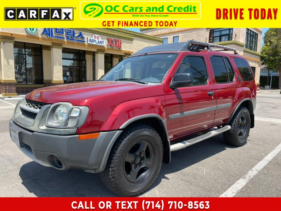 Used 2004 Nissan Xterra in Garden Grove, California | OC Cars and Credit. Garden Grove, California