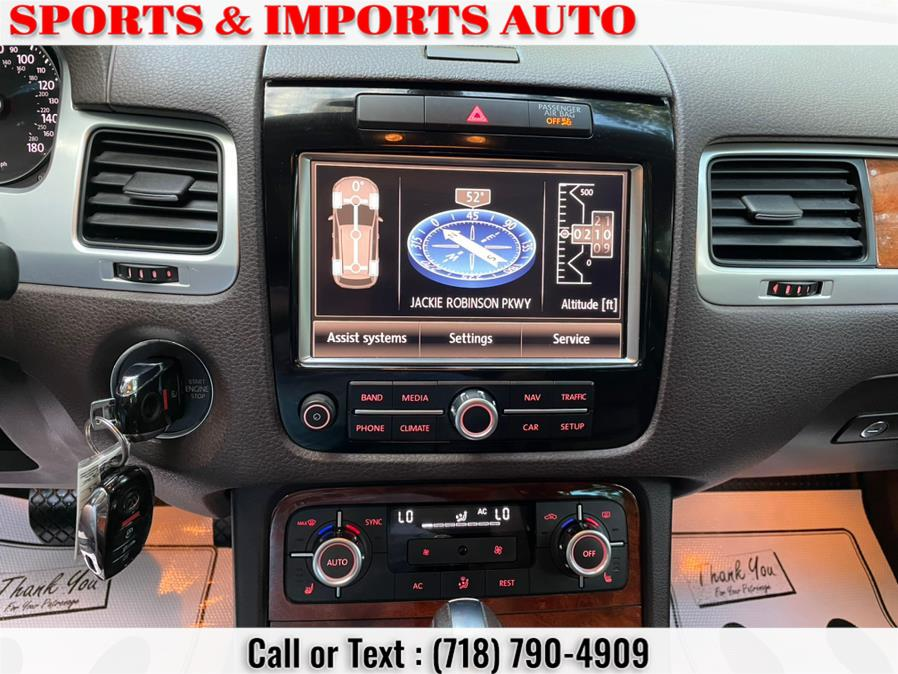 Used Volkswagen Touareg 4dr VR6 Lux 2012   Sports & Imports Auto Inc. Brooklyn, New York