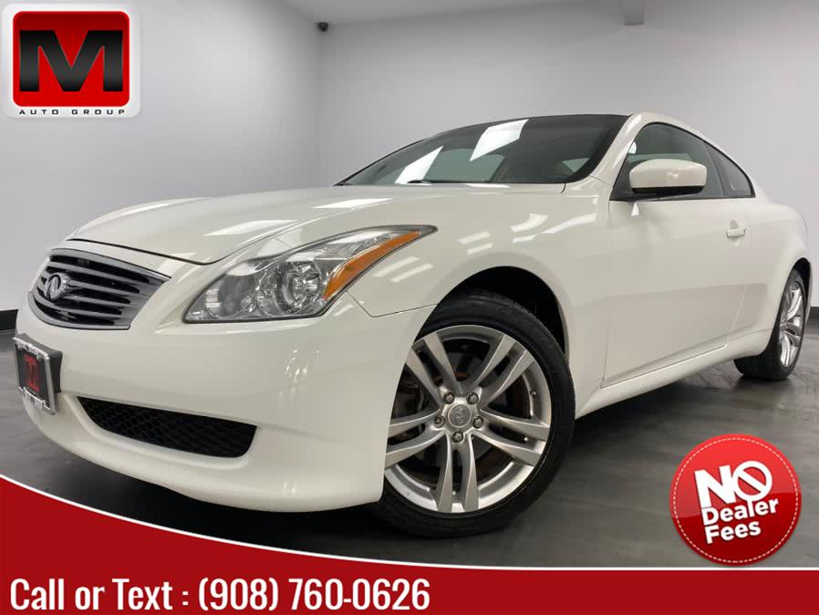 Used Infiniti G37 Coupe 2dr x AWD 2009 | M Auto Group. Elizabeth, New Jersey
