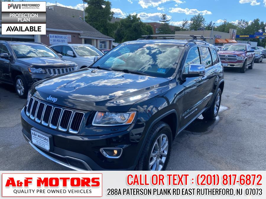 Used 2015 Jeep Grand Cherokee in East Rutherford, New Jersey | A&F Motors LLC. East Rutherford, New Jersey