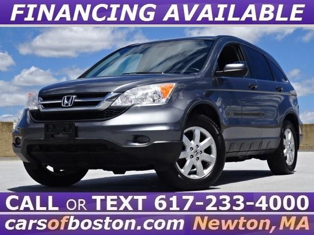 Used 2011 Honda CR-V in Newton, Massachusetts | Cars of Boston. Newton, Massachusetts