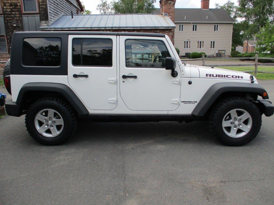 Used Jeep Wrangler Unlimited 4WD 4dr Rubicon 2010 | Suffield Auto Sales. Suffield, Connecticut