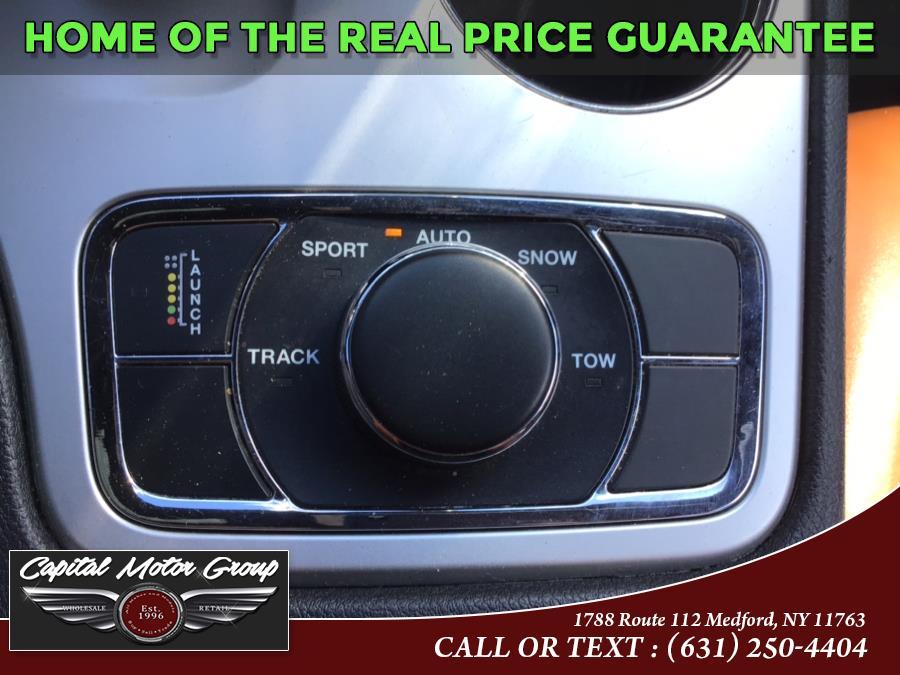 Used Jeep Grand Cherokee 4WD 4dr SRT 2015   Capital Motor Group Inc. Medford, New York