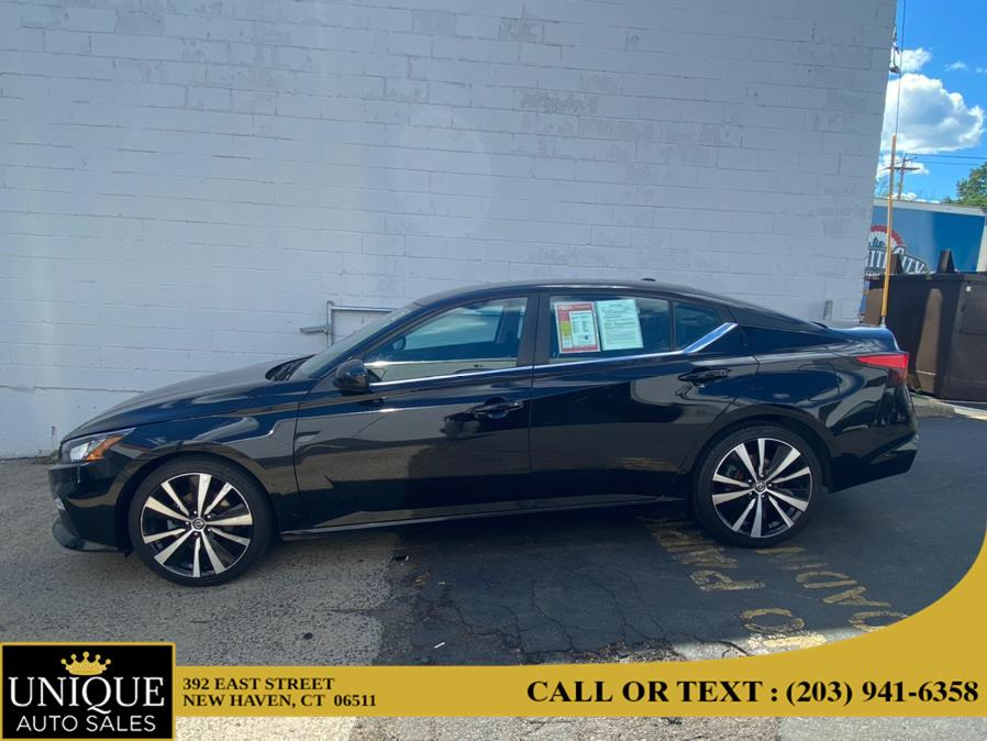 Used 2019 Nissan Altima in New Haven, Connecticut | Unique Auto Sales LLC. New Haven, Connecticut