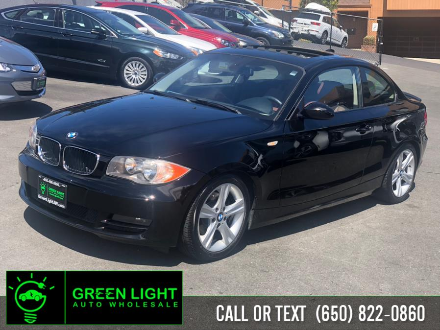 Used BMW 128i Coupe 2009   Green Light Auto Wholesale. Daly City, California