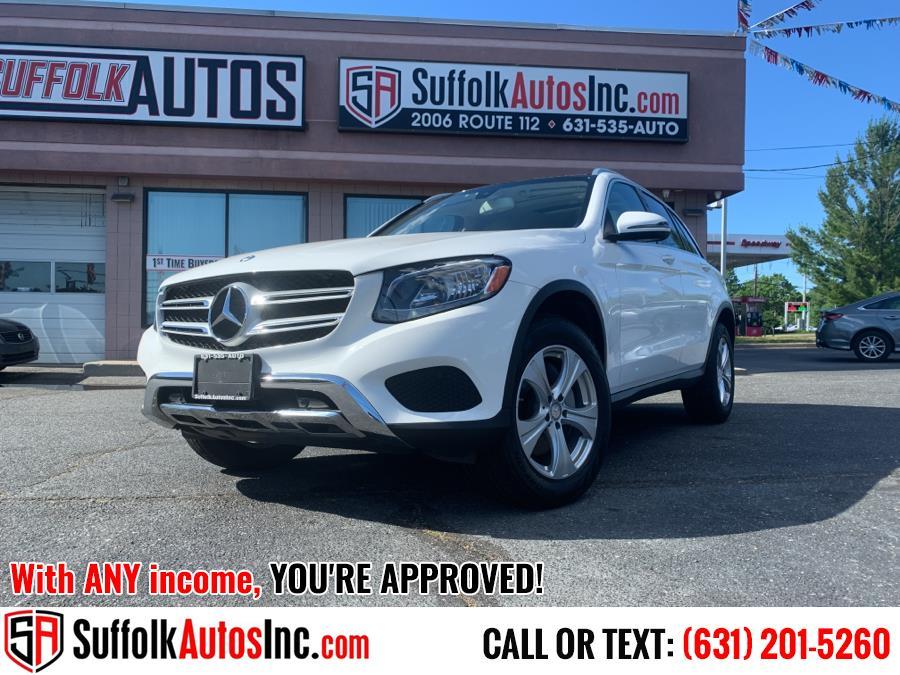 Used Mercedes-Benz GLC 4MATIC 4dr GLC 300 2016 | Suffolk Autos Inc. Medford, New York