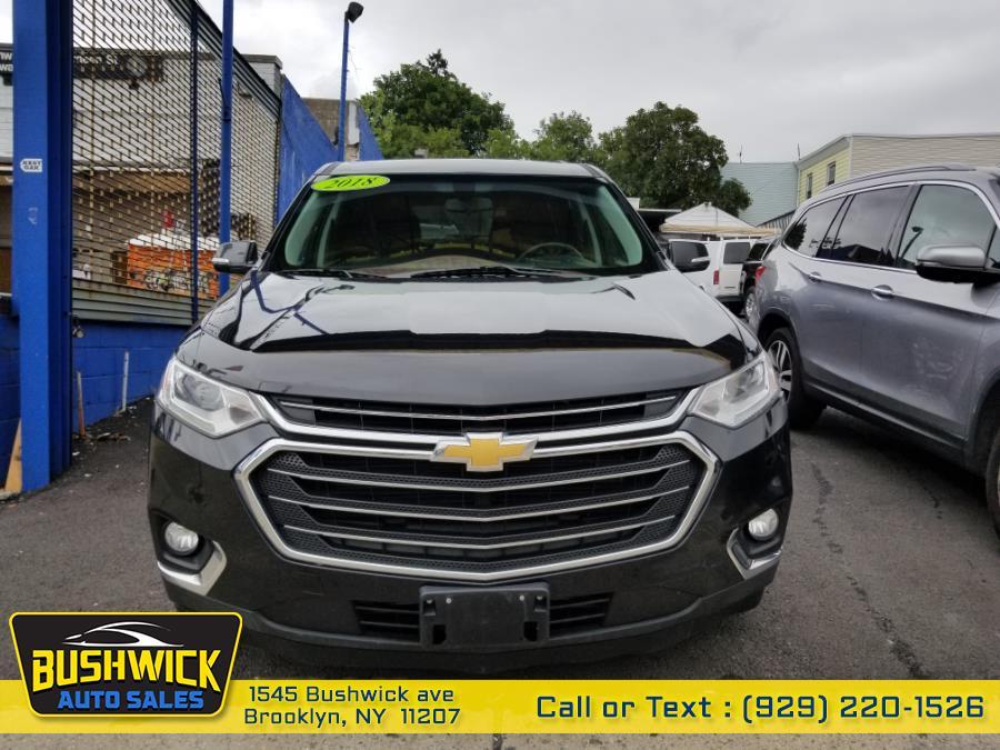 Used 2018 Chevrolet Traverse in Brooklyn, New York | Bushwick Auto Sales LLC. Brooklyn, New York