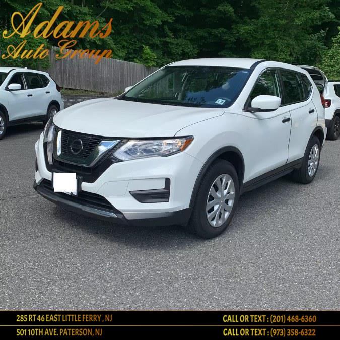 Used Nissan Rogue AWD SL 2017   Adams Auto Group . Little Ferry , New Jersey