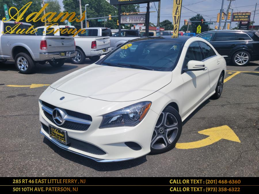 Used Mercedes-Benz CLA CLA 250 4MATIC Coupe 2018   Adams Auto Group . Little Ferry , New Jersey