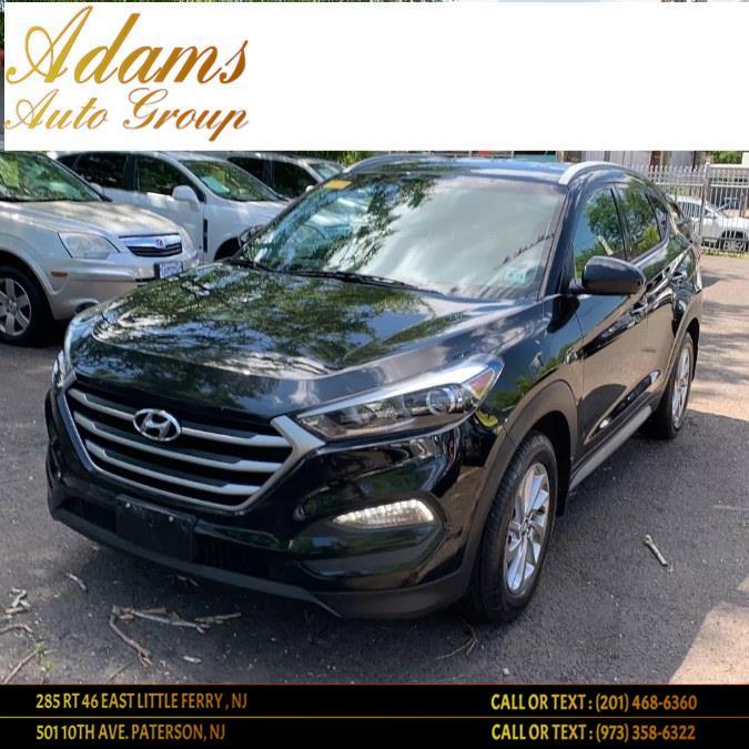 Used Hyundai Tucson SE AWD 2017   Adams Auto Group . Little Ferry , New Jersey