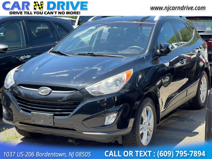 Used Hyundai Tucson GLS AWD 2013   Car N Drive. Bordentown, New Jersey