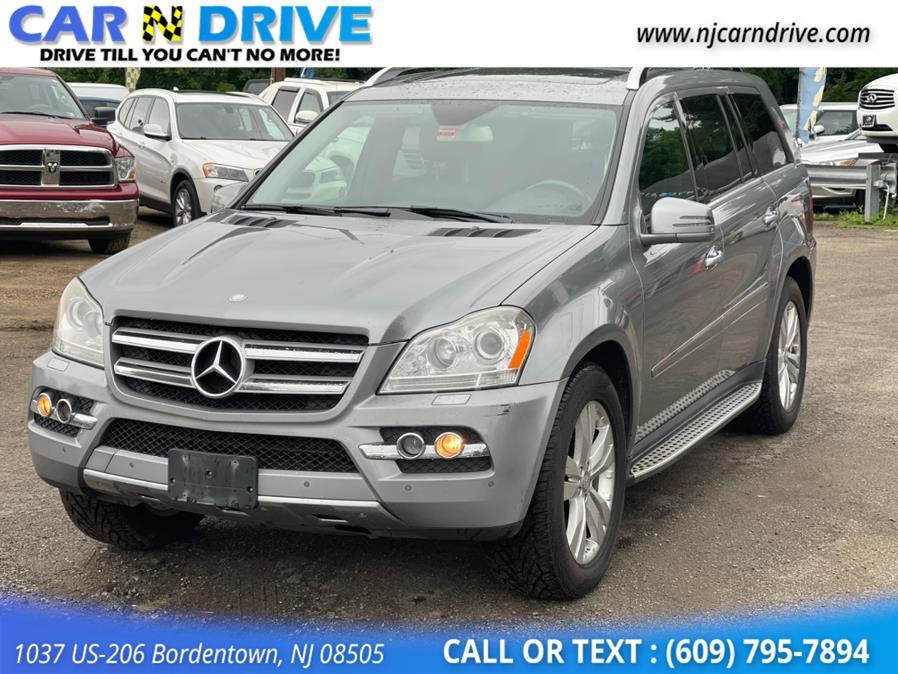 Used Mercedes-benz Gl-class GL450 4MATIC 2011 | Car N Drive. Bordentown, New Jersey