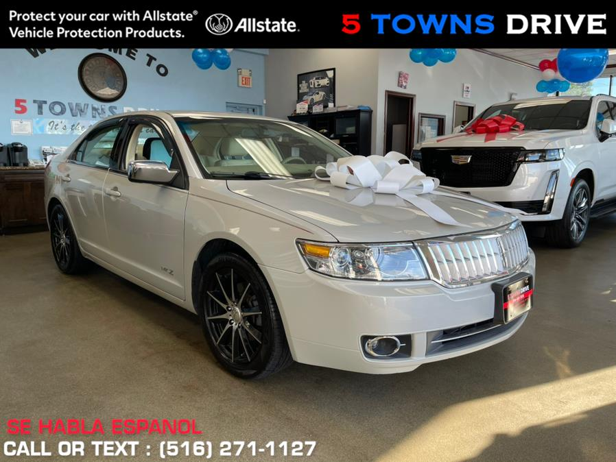 Used Lincoln MKZ 4dr Sdn FWD 2007 | 5 Towns Drive. Inwood, New York