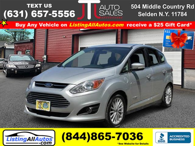 Used Ford C-max Energi 5dr HB SEL 2016   www.ListingAllAutos.com. Patchogue, New York