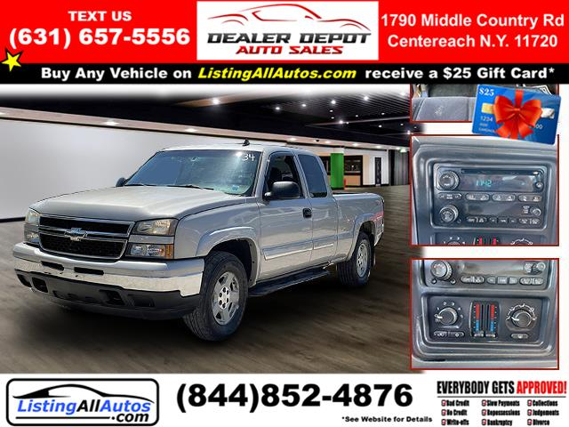 Used 2006 Chevrolet Silverado 1500 in Patchogue, New York   www.ListingAllAutos.com. Patchogue, New York