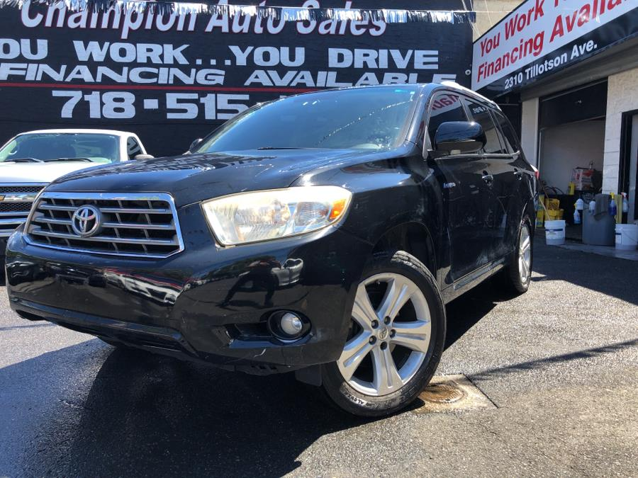 Used 2008 Toyota Highlander in Bronx, New York | Champion Auto Sales. Bronx, New York