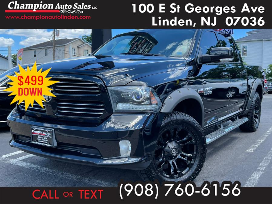 Used 2014 Ram 1500 in Linden, New Jersey | Champion Auto Sales. Linden, New Jersey