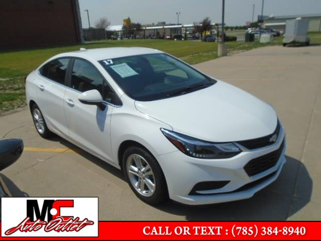 Used 2017 Chevrolet Cruze in Colby, Kansas | M C Auto Outlet Inc. Colby, Kansas